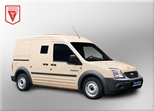 »нкассаторский автомобиль »Ќƒ≈≈÷ 29459 на базе FORD TRANSIT CONNECT
