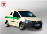 »нкассаторский автомобиль –џ÷ј–№ 29454 на базе Volkswagen CADDY